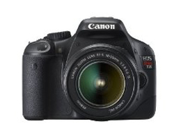 Canon EOS Rebel T2i / Canon EOS 550D