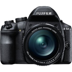 Fujifilm X-S1 super-zoom bridge camera