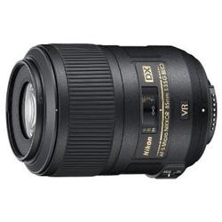 Nikon AF-S DX Micro-Nikkor 85mm f/3.5G ED VR lens