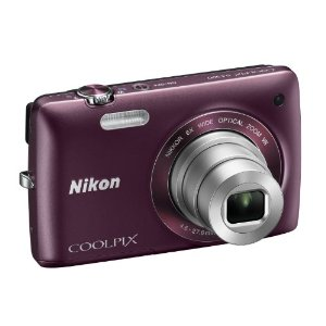 Nikon Coolpix S4300 compact camera