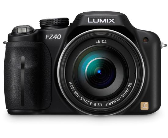 Panasonic Lumix DMC-FZ40/FZ45