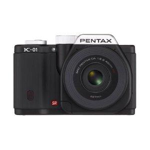 Pentax K-01 mirrorless compact system camera