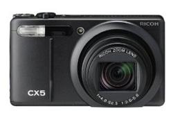 Ricoh CX5