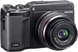 Ricoh GXR A12 28mm Review