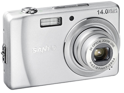 Sanyo VPC-E1403