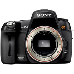 Sony Alpha A450