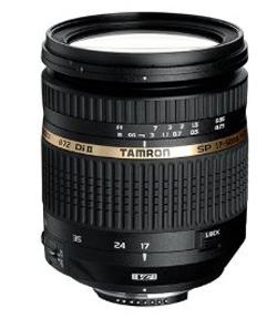 Tamron 17-50mm f/2.8 XR Di II VC LD Aspherical IF SP AF