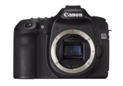 Canon EOS 50D DSLR camera
