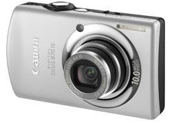 Canon Digital IXUS 870 IS camera