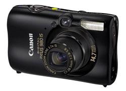 Canon Digital IXUS 980 IS camera