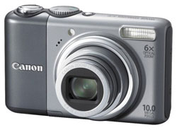 Canon Powershot A2000 IS compact camera
