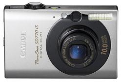 Canon Powershot SD770 (IXUS 85)