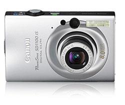 Canon PowerShot SD1100 IS / IXUS 80 IS