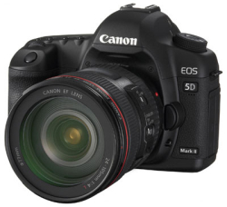 Canon EOS 5D Mark II dslr