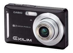 Casio EXILIM Zoom EX-Z9 black