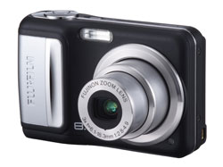 Fujifilm FinePix A850 camera