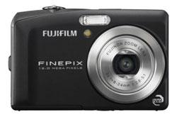 Fujifilm FinePix F60fd camera