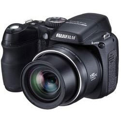 Fujifilm FinePix S2000HD camera