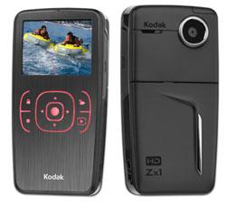 Kodak Zx1 HD camcorder