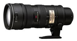 Nikon AF-S VR Zoom Nikkor 70-200mm f/2.8G ED-IF lens