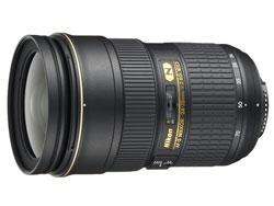 Nikon Nikkor 24-70mm f/2.8G ED AF-S lens