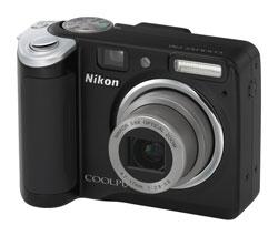 Nikon Coolpix P50 camera