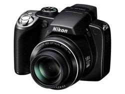 Nikon Coolpix P80 camera
