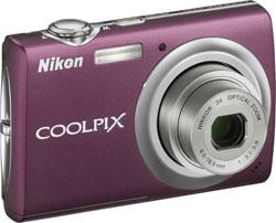 Nikon Coolpix S220