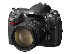 Nikon D300 DSLR
