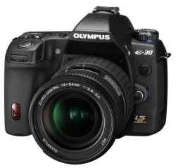 Olympus e-30 dslr camera