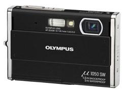 Olympus Mju 1050 SW camera