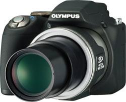 Olympus SP-590 UltraZoom camera