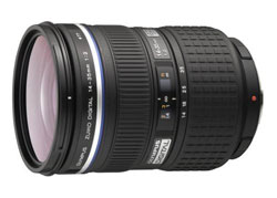 Olympus Zuiko 14-35mm lens