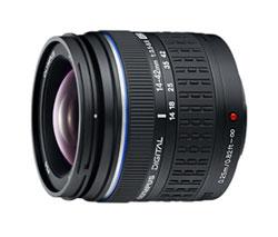 Olympus Zuiko Digital ED 14-42mm lens