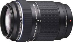 Olympus Zuiko 70-300mm f/4.0-5.6 ED lens
