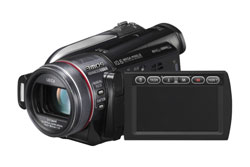 Panasonic HDC-HS300 camcorder