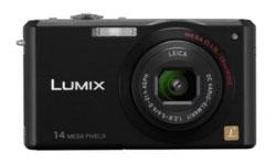 Panasonic Lumix DMC FX150 camera