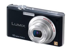 Panasonic Lumix DMC-FX35 camera