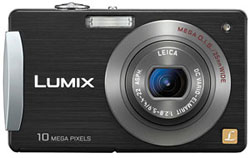 Panasonic Lumix DMC-FX500 camera