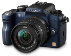 Panasonic Lumix DMC-G1 DSLR camera