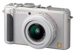 Panasonic Lumix DMC-LX3 camera
