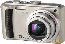 Panasonic Lumix DMC-TZ50