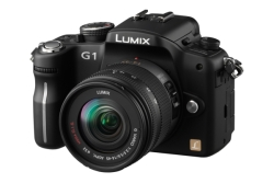 Panasonic Lumix DMC-G1 camera