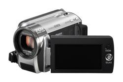Panasonic SDR-H80 camcorder