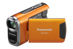 Panasonic SDR-SW21 camcorder