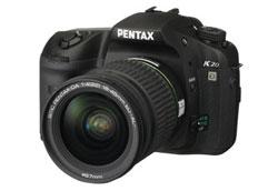 Pentax K20D DSLR