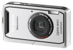 Pentax Optio W60 waterproof camera