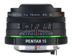 Pentax 15mm f/4 ED AL Limited SMC DA