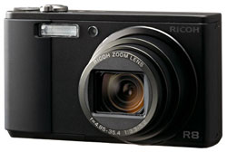 Ricoh R8 compact digital camera