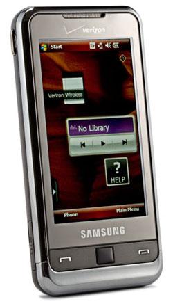 Samsung Omnia SCH-i910